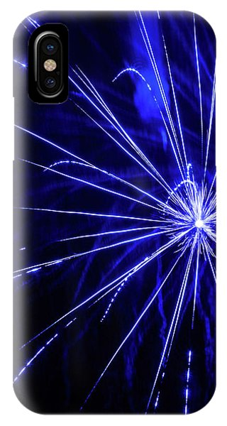 Blue Is The Color IPhone Case