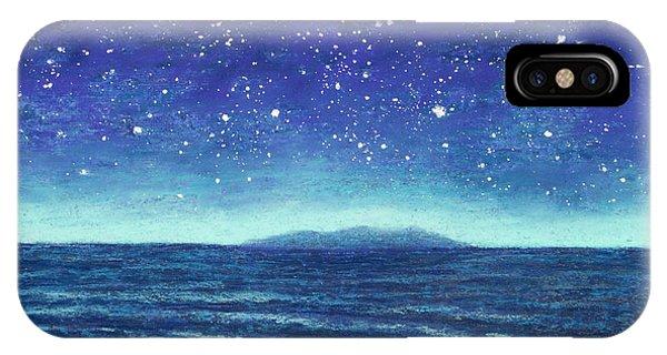 Blue Island 01 IPhone Case