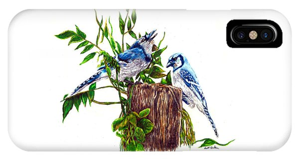 Blue Jays IPhone Case
