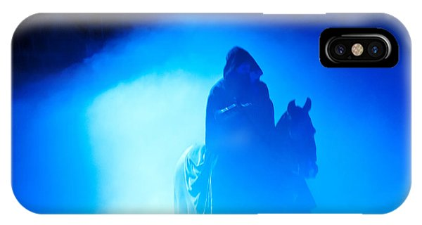 Blue Knight IPhone Case