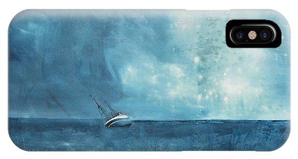 iPhone Case - Blue by Krista Bros