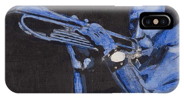 Blue Miles IPhone Case