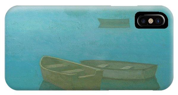 Blue Mist IPhone Case