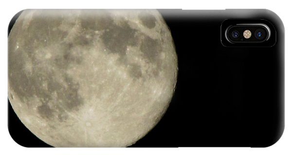 Blue Moon 2012 IPhone Case