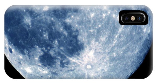 Blue Moon 7-31-15 IPhone Case