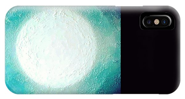 Moon Light IPhone Case