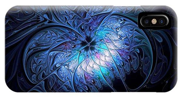 iPhone Case - Teal Petals by Amanda Moore