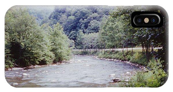 Blue Ridge Mountains 8 IPhone Case