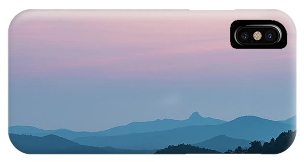 Blue Ridge Mountains After Sunset IPhone Case