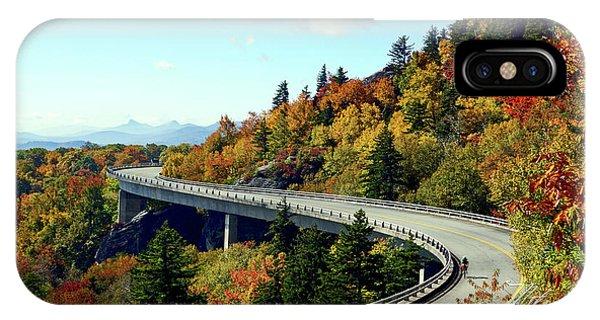 Blue Ridge Parkway Viaduct IPhone Case