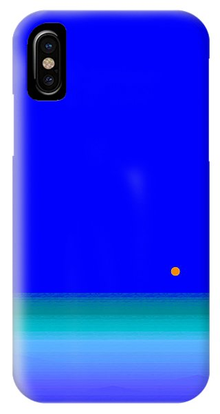 Blue Seas IPhone Case