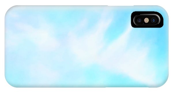 Blue Sky IPhone Case
