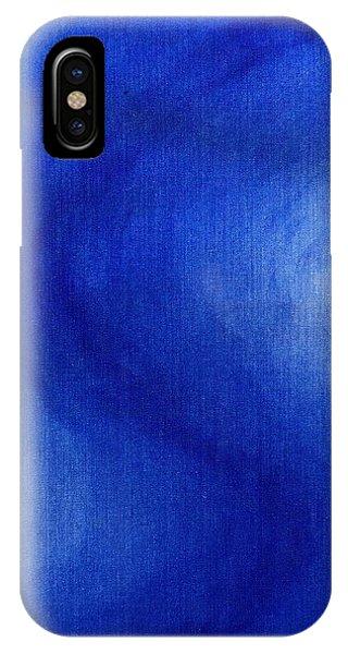 Blue Vibration IPhone Case