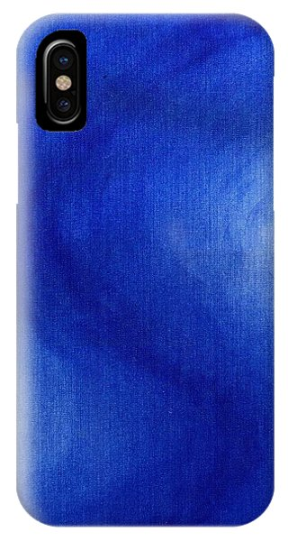 Blue Vibration IPhone Case