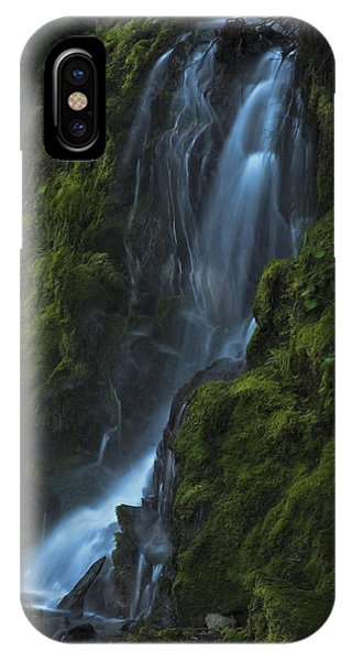 Blue Waterfall IPhone Case