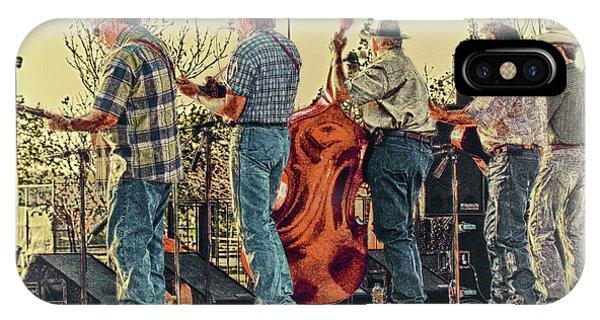 Bluegrass Evening IPhone Case