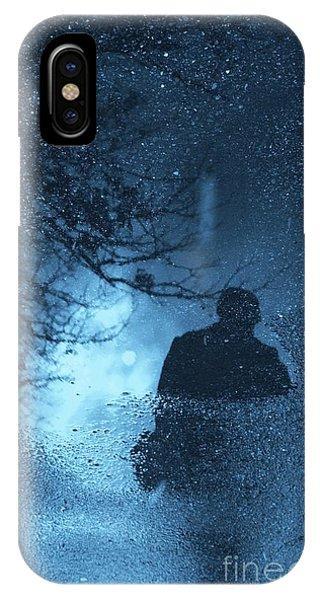 Bluemanright IPhone Case