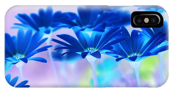 Bluemination IPhone Case