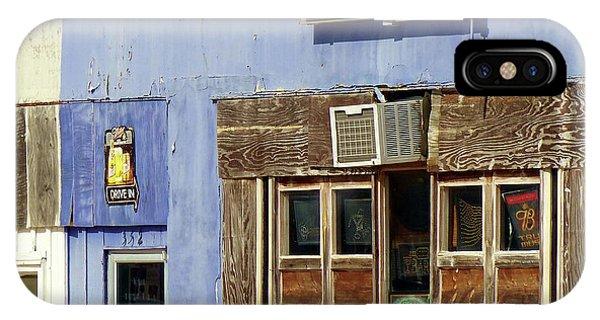Blues Alley, Clarksdale IPhone Case