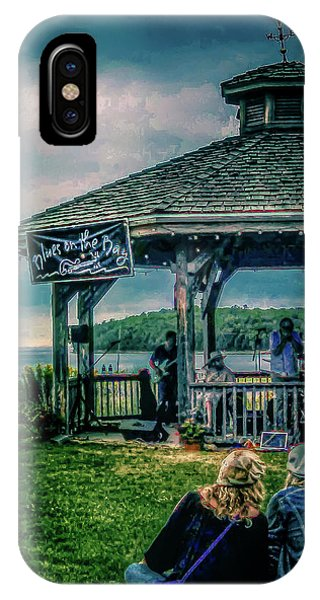 Blues On The Bay IPhone Case