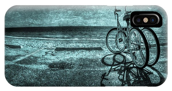 Shore iPhone Case - Bluescape by Evelina Kremsdorf