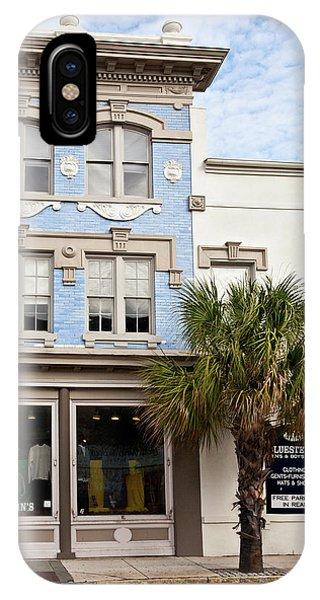 Bluesteins Menswear Charleston Sc  -7434 IPhone Case