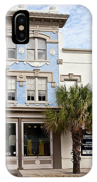 Bluesteins Menswear Charleston Sc  -7434 IPhone Case