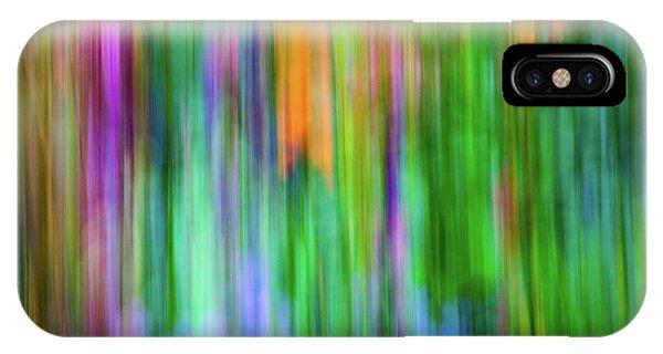 Blurred #1 IPhone Case