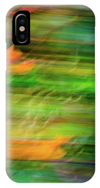 Blurred #11 IPhone Case