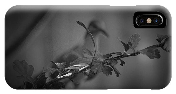 Blurred Beyond  IPhone Case