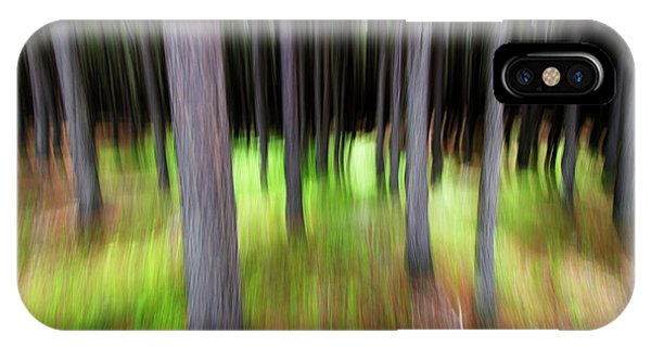 iPhone Case - Blurring Time by Bob Christopher