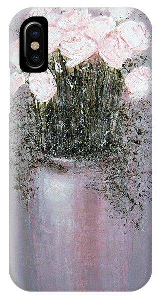 Blush - Original Artwork IPhone Case