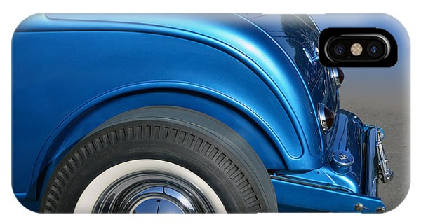 Blutail Coupe IPhone Case