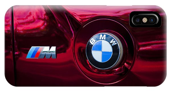 Bmw M3 Badges IPhone Case