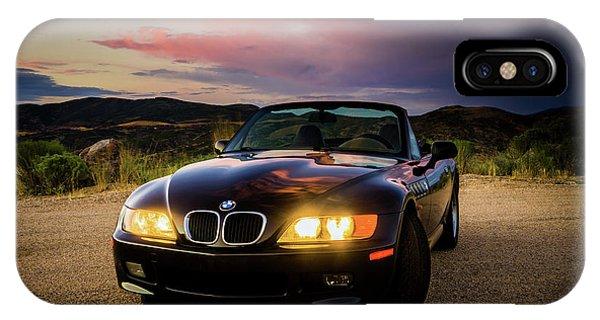 Bmw Z3 IPhone Case