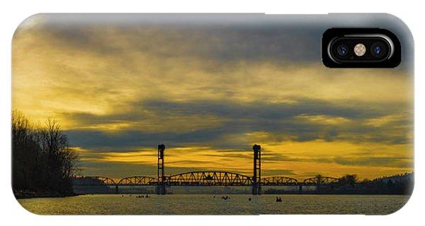 Bnsf Railroad Bridge 5.1 IPhone Case