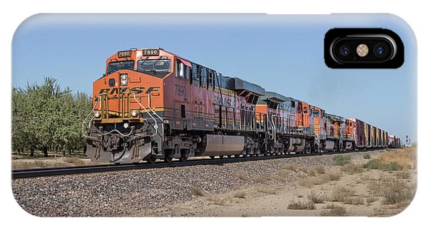 Bnsf7890 IPhone Case