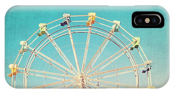 Boardwalk Ferris Wheel IPhone Case