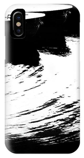 Boat #1 4669 IPhone Case