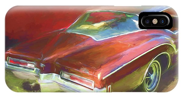 Boat Tail Buick IPhone Case