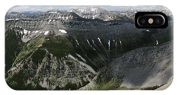 Bob Marshall Wilderness IPhone Case