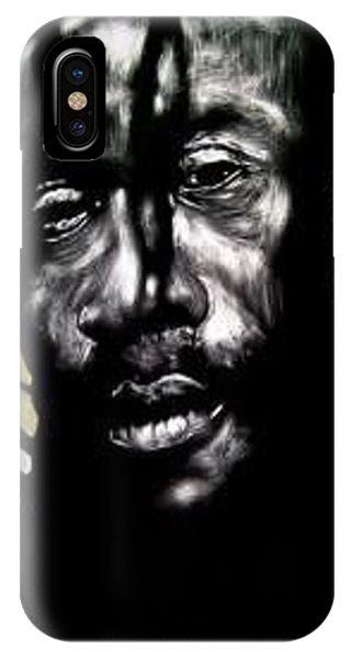 Bob Na I Phone Case by Chester Elmore