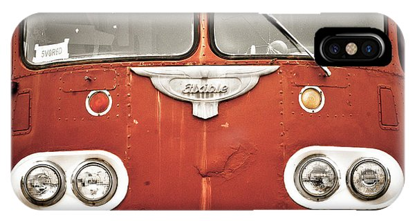 Bob Wills Bus IPhone Case