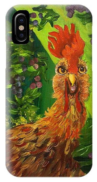 Bobbies Fermented Grapes   90 IPhone Case