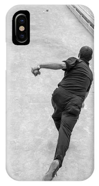 Bocce Ball IPhone Case