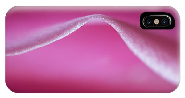 IPhone Case featuring the photograph Bodacious Curve by Bob Cournoyer
