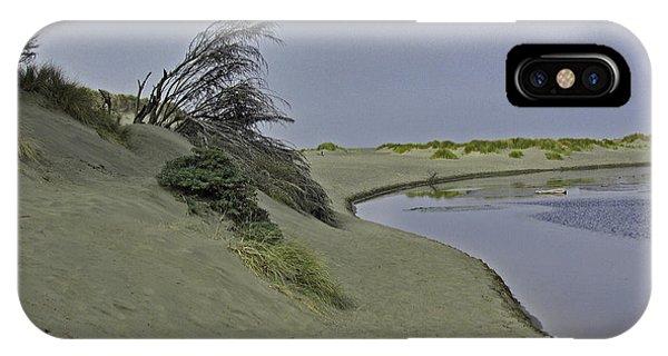 Bodega Dunes IPhone Case