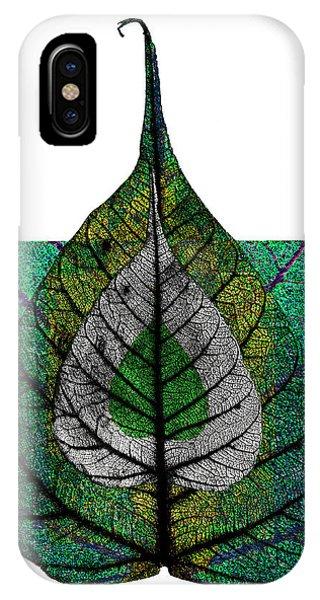 Bodhi Leaf IPhone Case