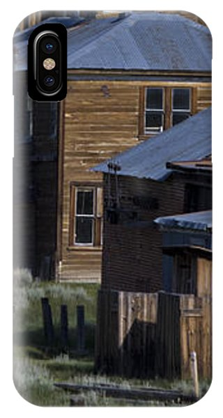 IPhone Case featuring the photograph Bodie 31 by Catherine Sobredo