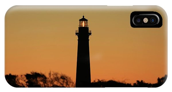 Bodie Light At Sunset IPhone Case